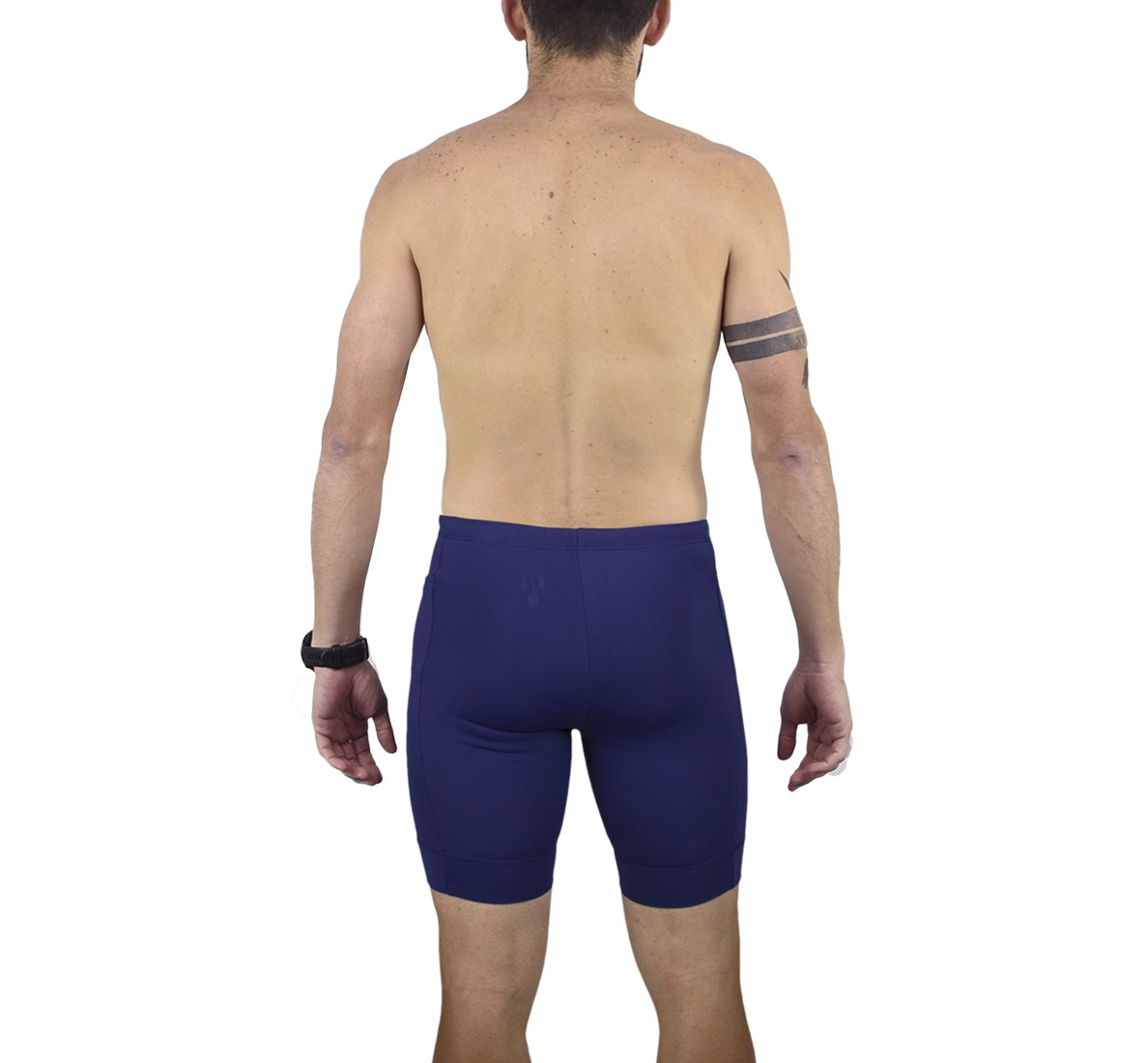 Bermuda Running Basic Masc - Davis - Azul Marinho - 2021
