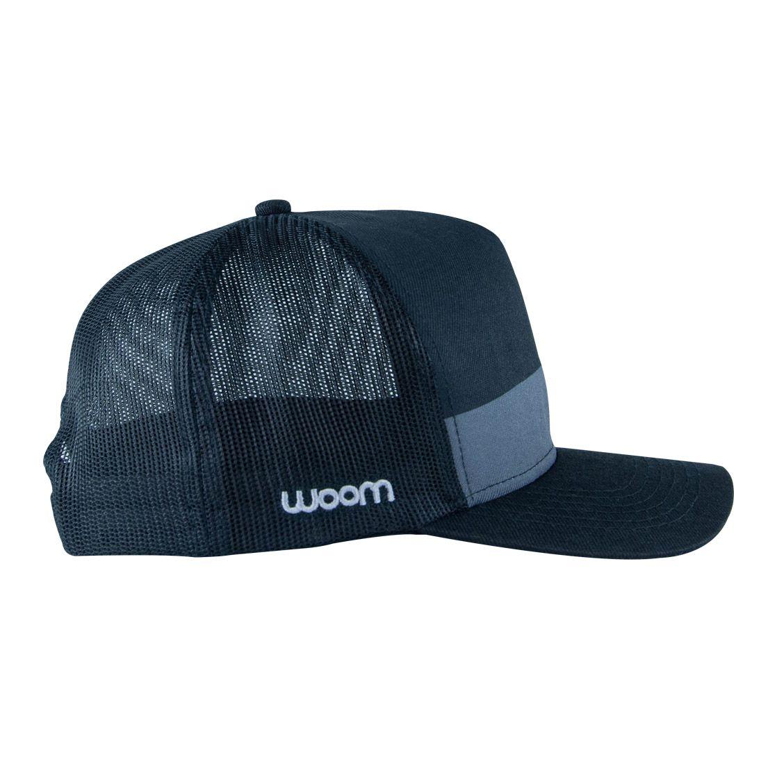 Boné Carbon Unissex - Preto - Woom 247