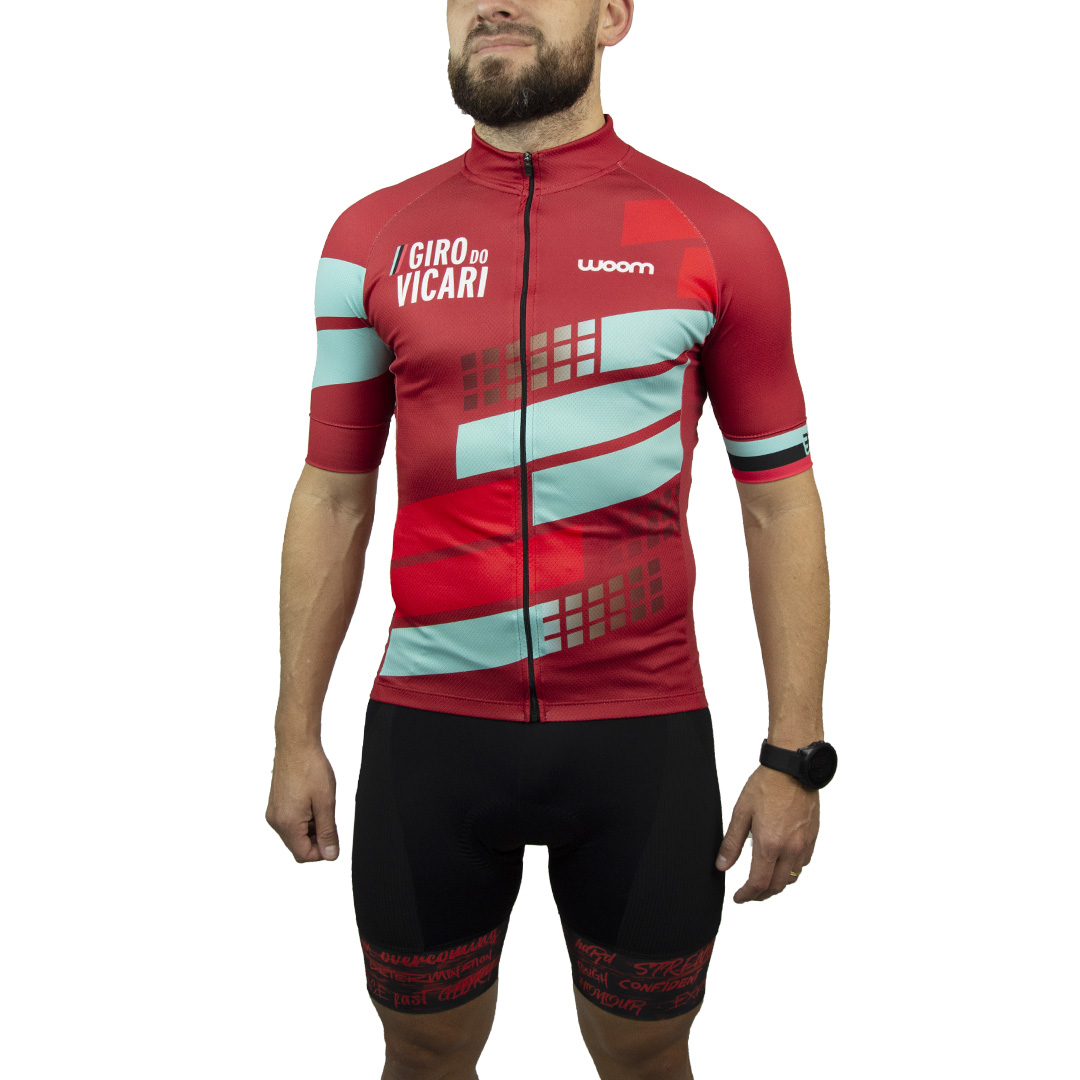 Camisa Ciclismo Bruno Vicari Especial Masc - 2021