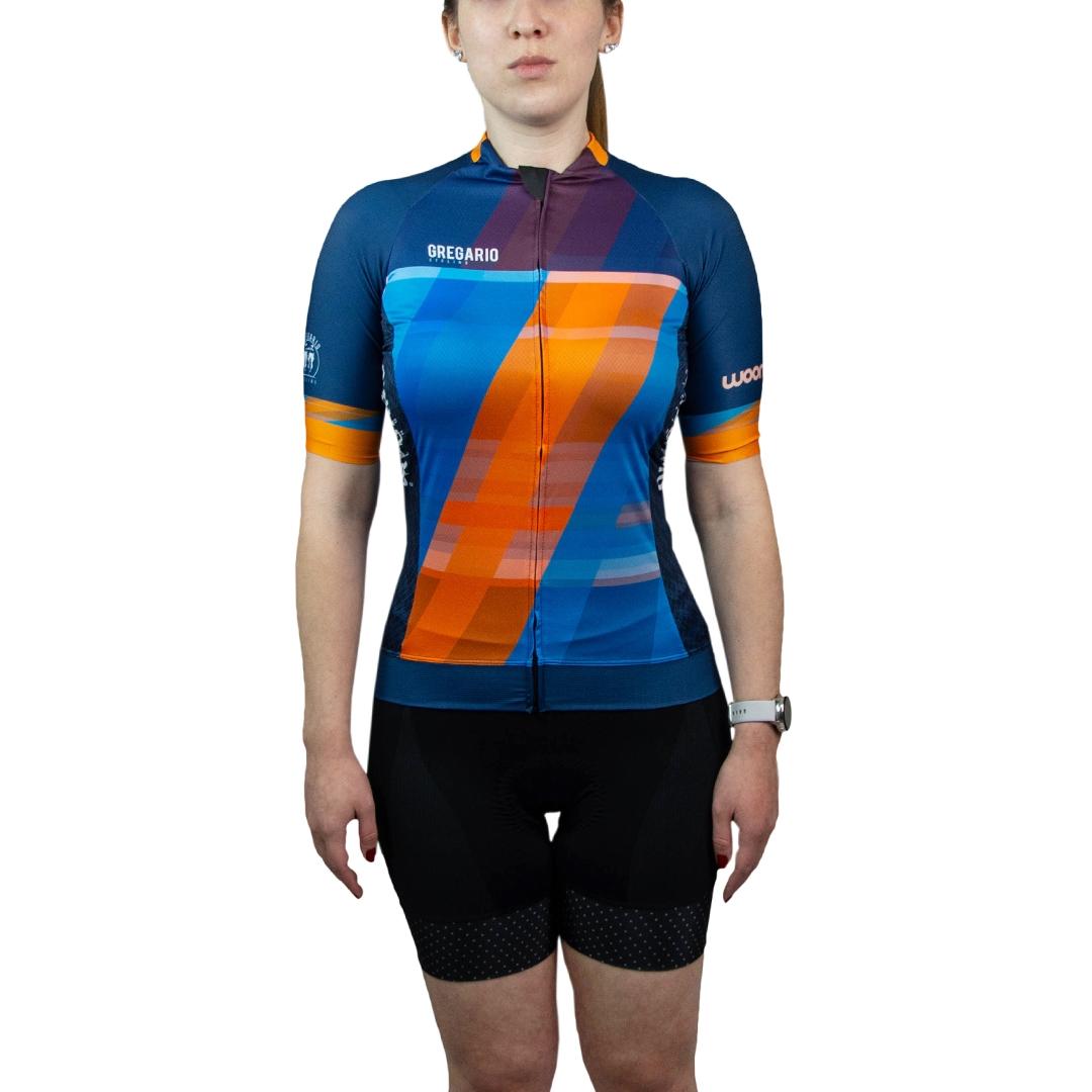 Camisa Ciclismo Gregario Ed Ltda Fem - 2021