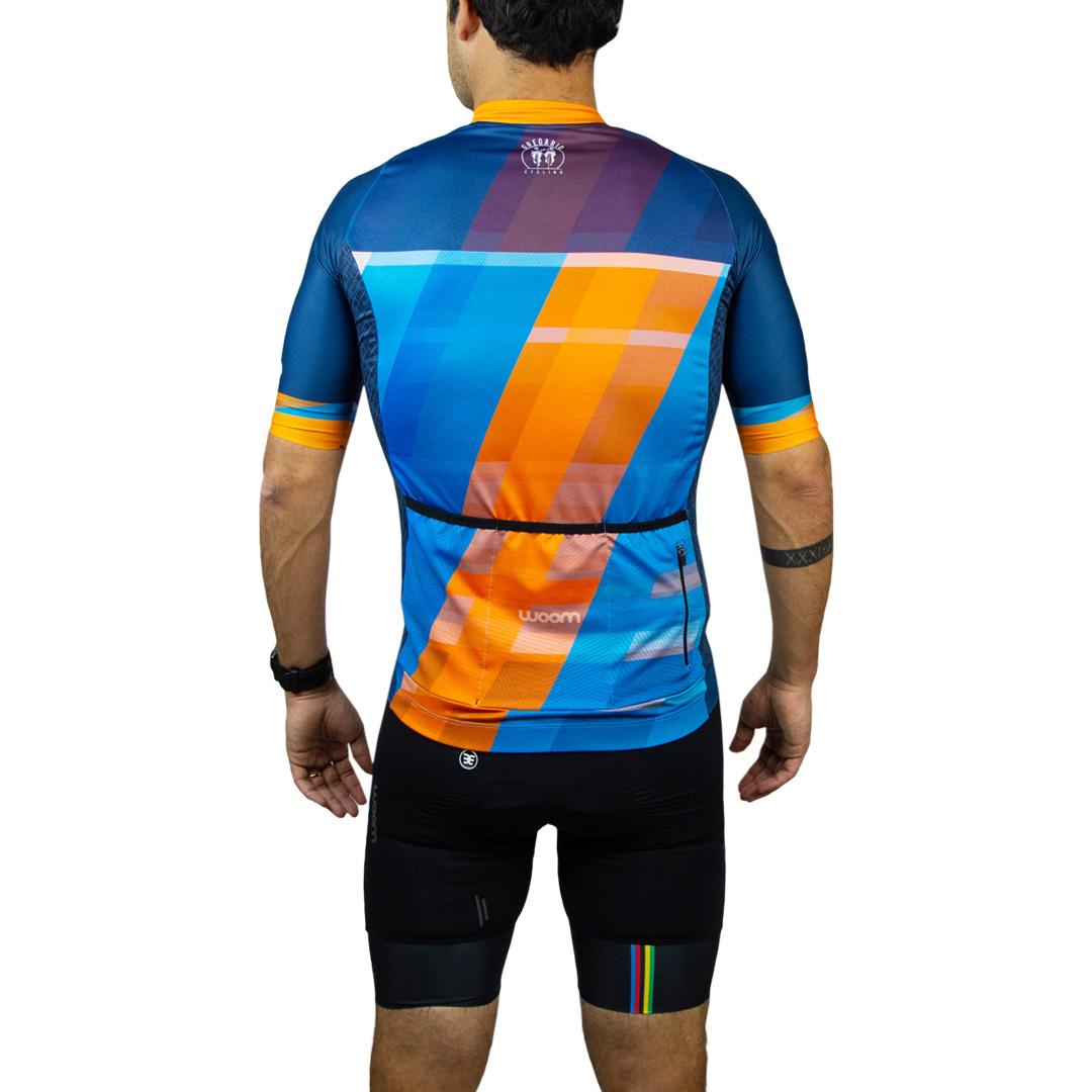 Camisa Ciclismo Gregario Ed Ltda Masc - 2021
