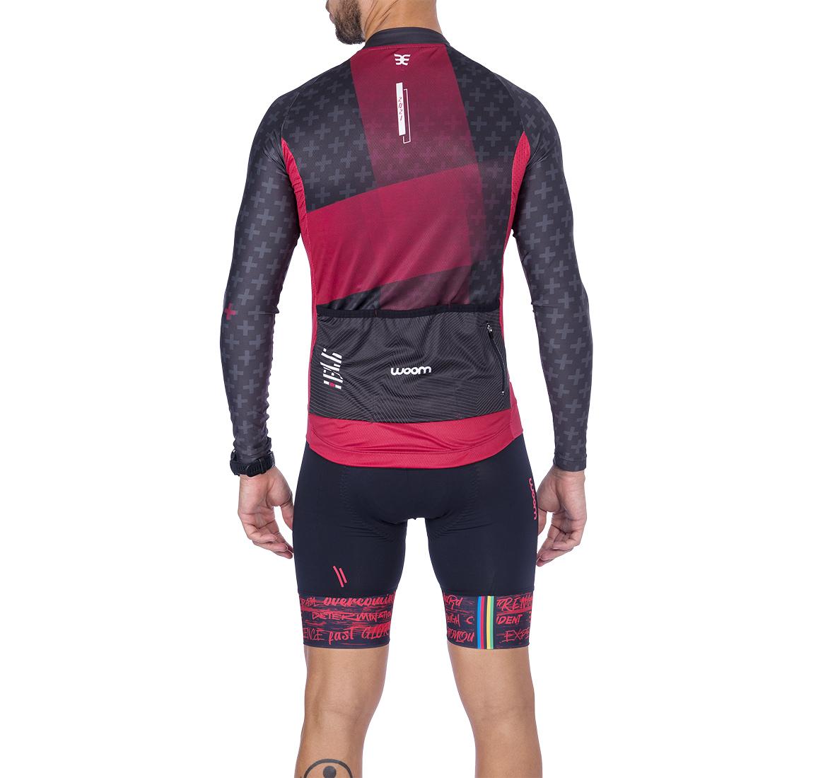 Camisa Ciclismo ML Supreme Zurique Masc - 2021