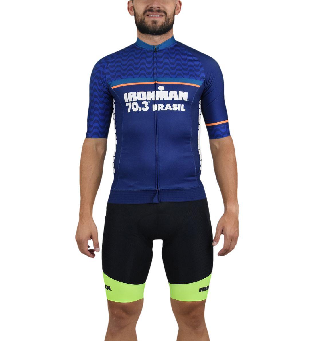 Camisa Ciclismo Rio de Janeiro - Masc - Ironman - Woom