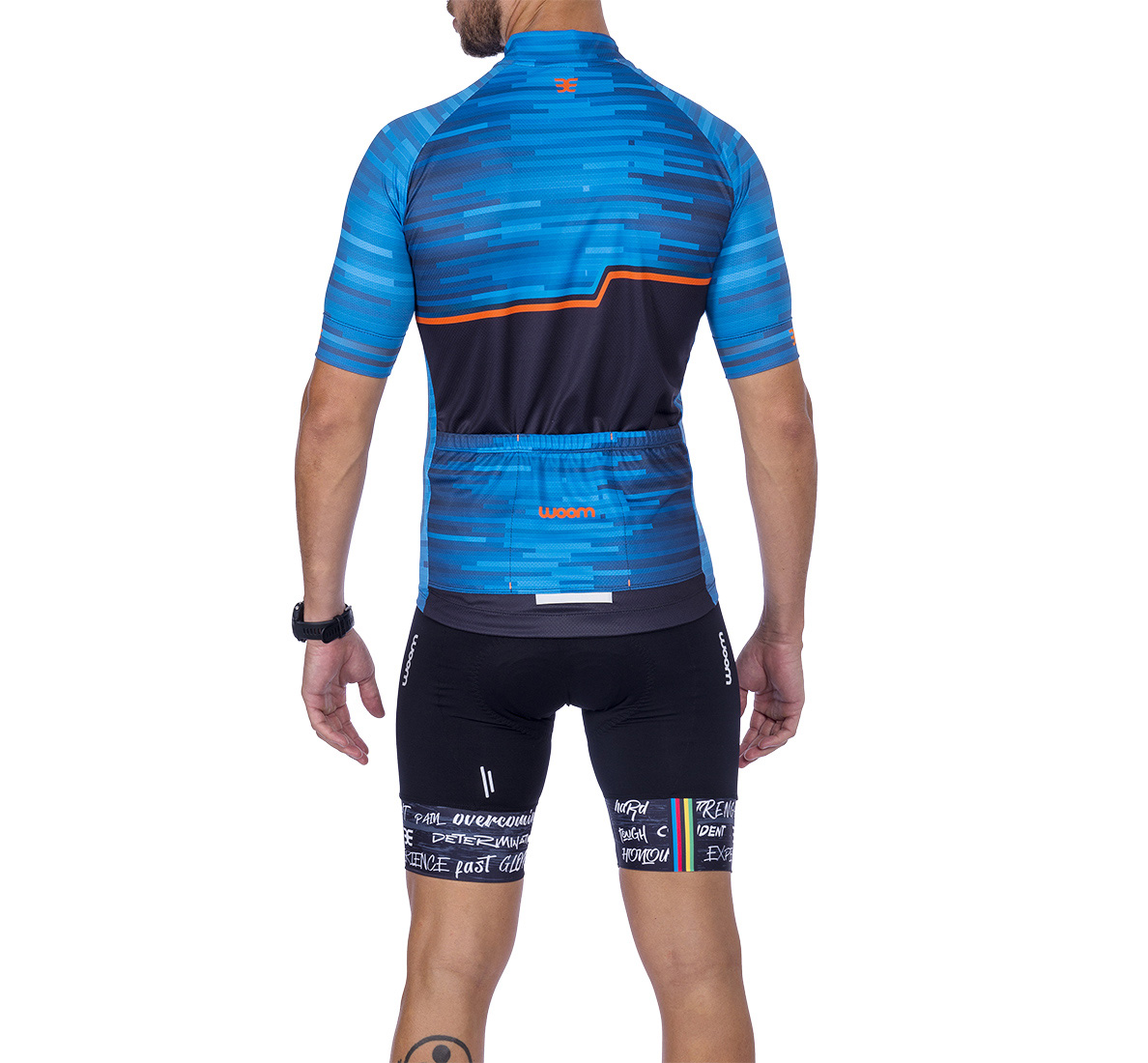Camisa Ciclismo Smart Ocean Masc - 2021