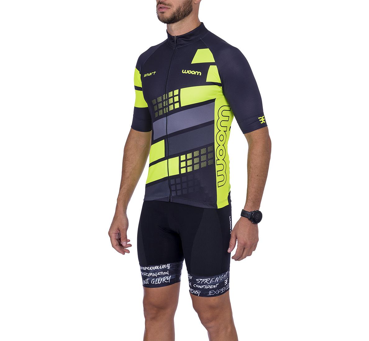 Camisa Ciclismo Smart Shine Masc - 2021