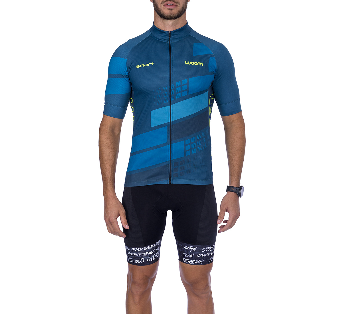 Camisa Ciclismo Smart Wind Masc - 2021
