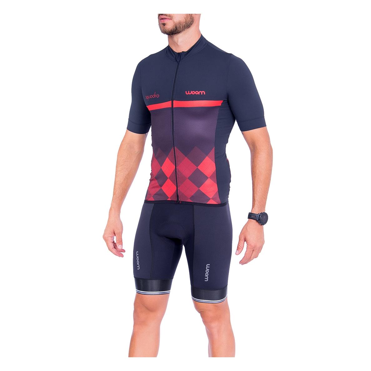Camisa Ciclismo Squadra Palermo Masc - 2021
