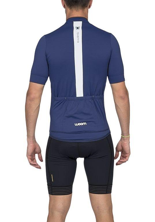 Camisa Ciclismo Squadra Ravenna (Azul) - Masc - 2020