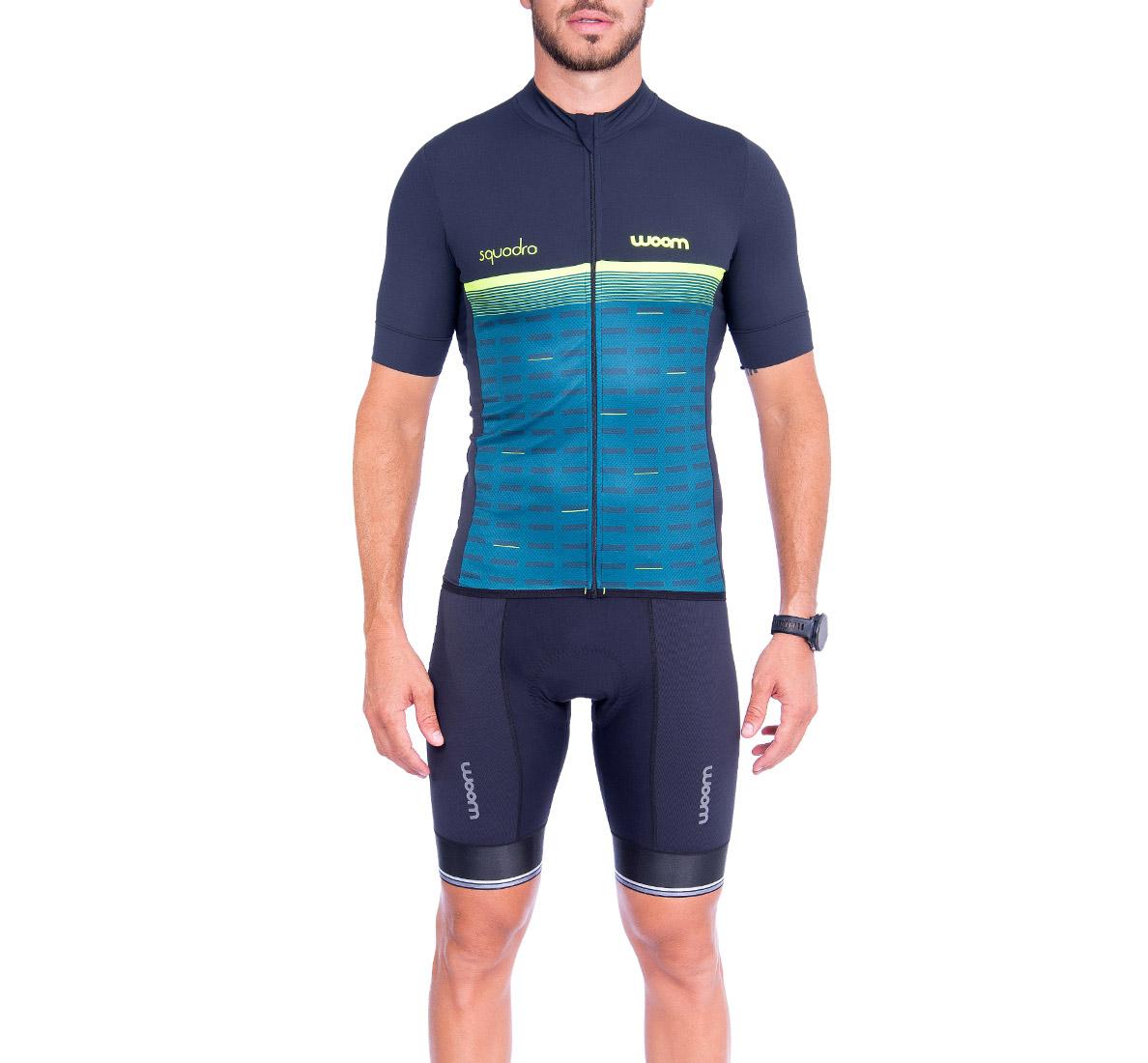 Camisa Ciclismo Squadra Treviso Masc - 2021