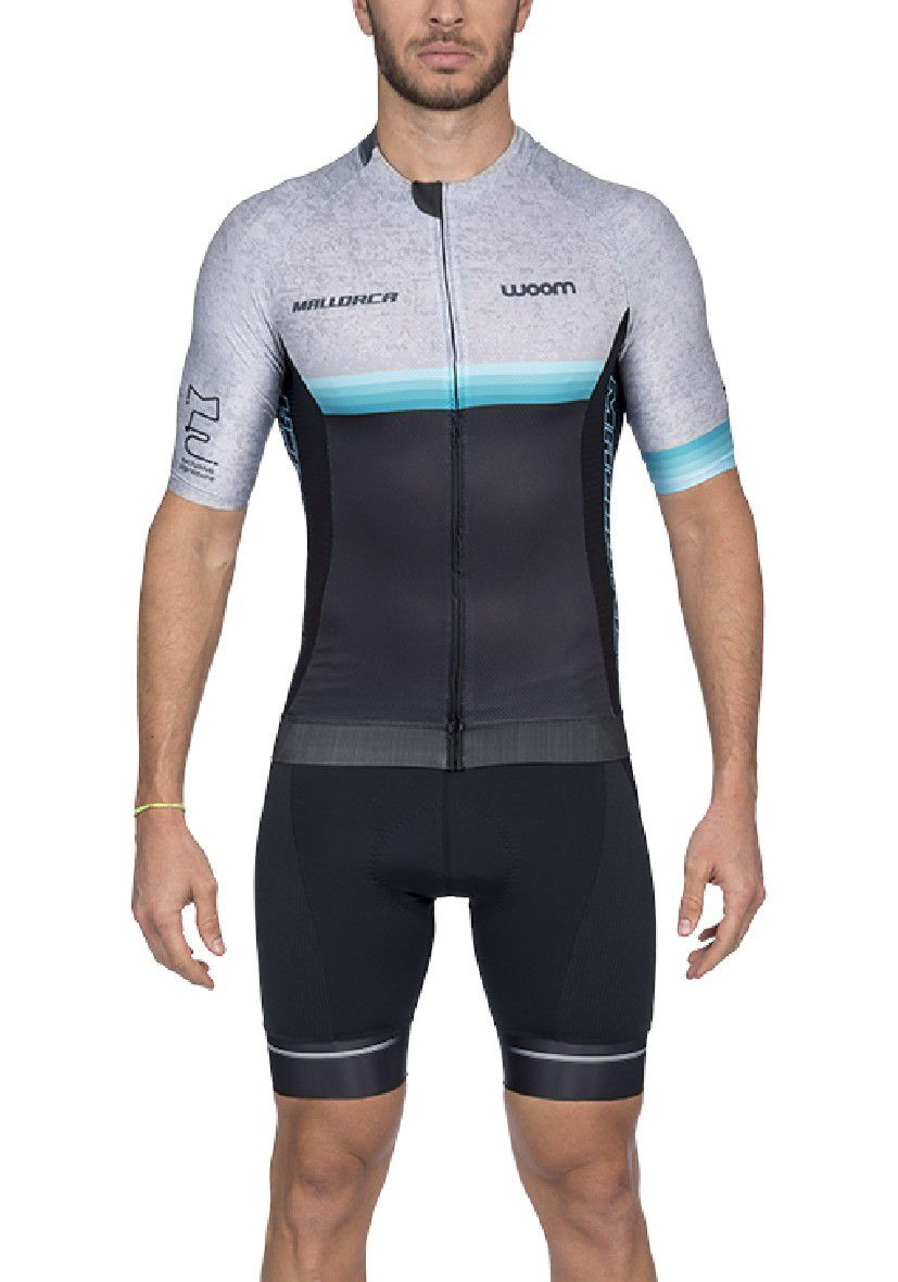 Camisa Ciclismo Supreme Mallorca (Mescla) - Masc - 2020