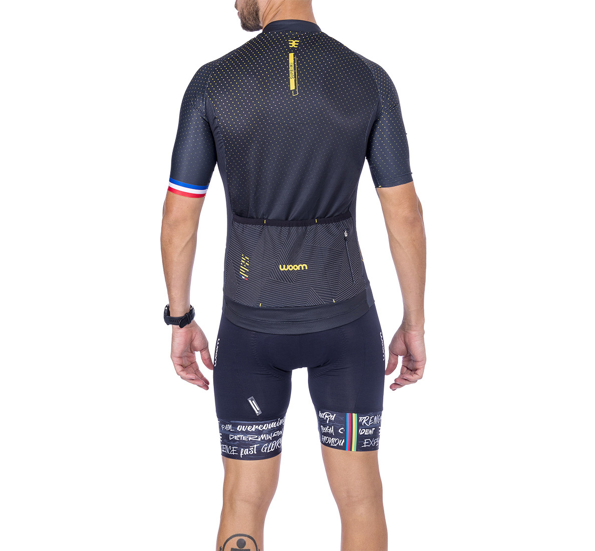 Camisa Ciclismo Supreme Paris Masc - 2021