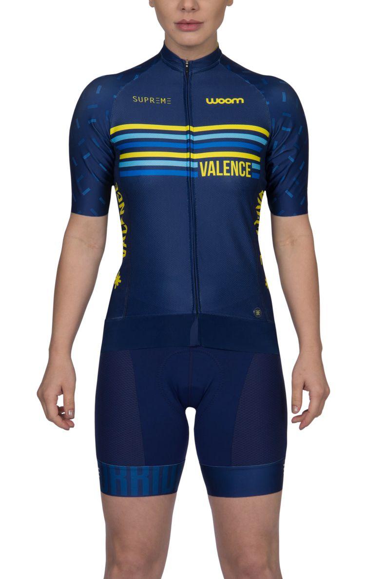 Camisa Ciclismo Supreme Valence - Fem - 2019