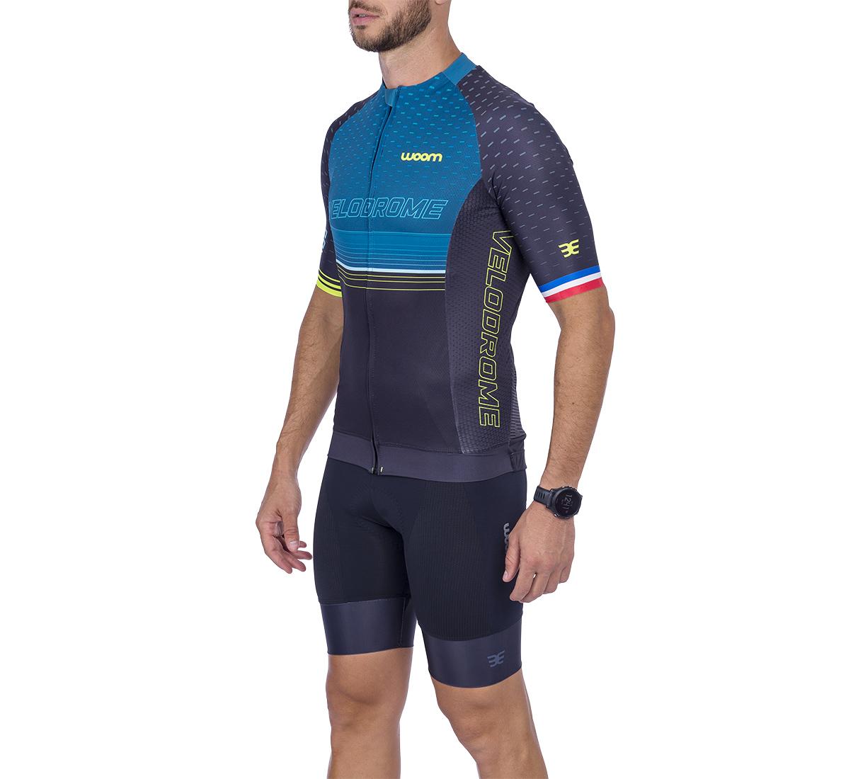 Camisa Ciclismo Supreme Velodrome Masc - 2021