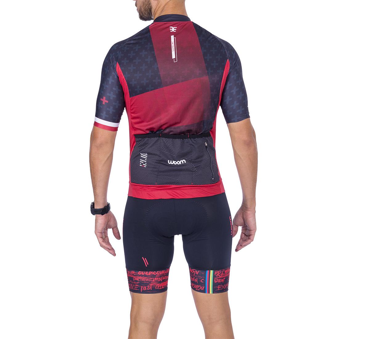Camisa Ciclismo Supreme Zurique Masc - 2021