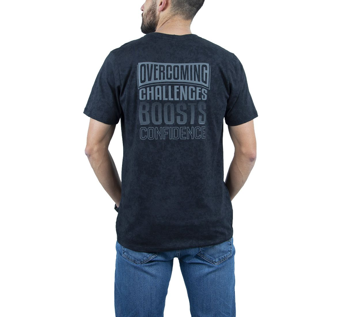 Camiseta Carbon Masc - Preto - Woom 247