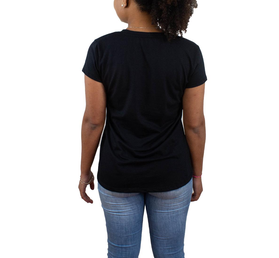 Camiseta Lifestyle Love Bike Black Fem - 2022