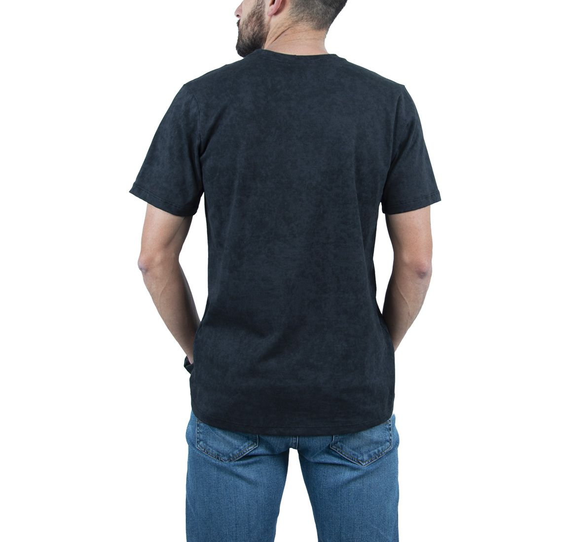 Camiseta Play Fair Masc - Preto - Woom 247