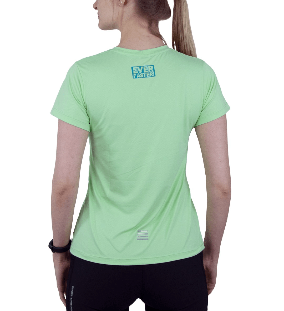 Camiseta Running Ever Faster Atena Fem 2021