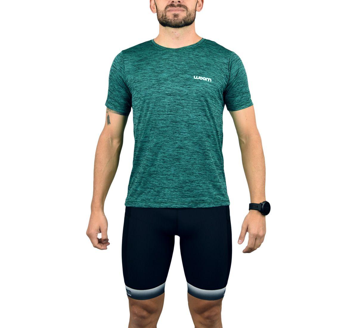 Camiseta Running Masc - Pippen - Verde