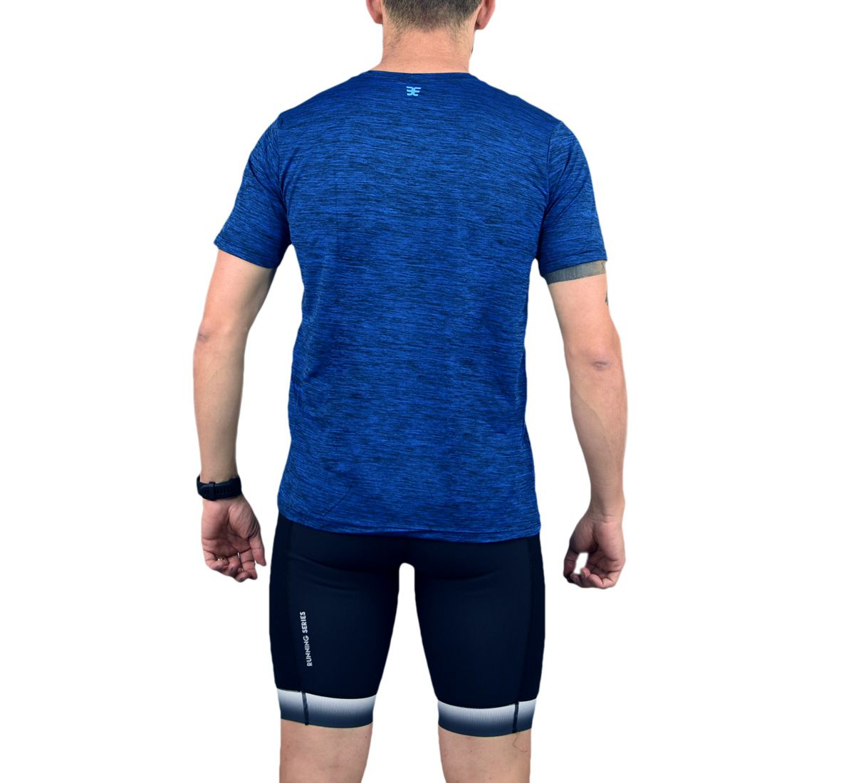 Camiseta Running Masc - Walker - Azul