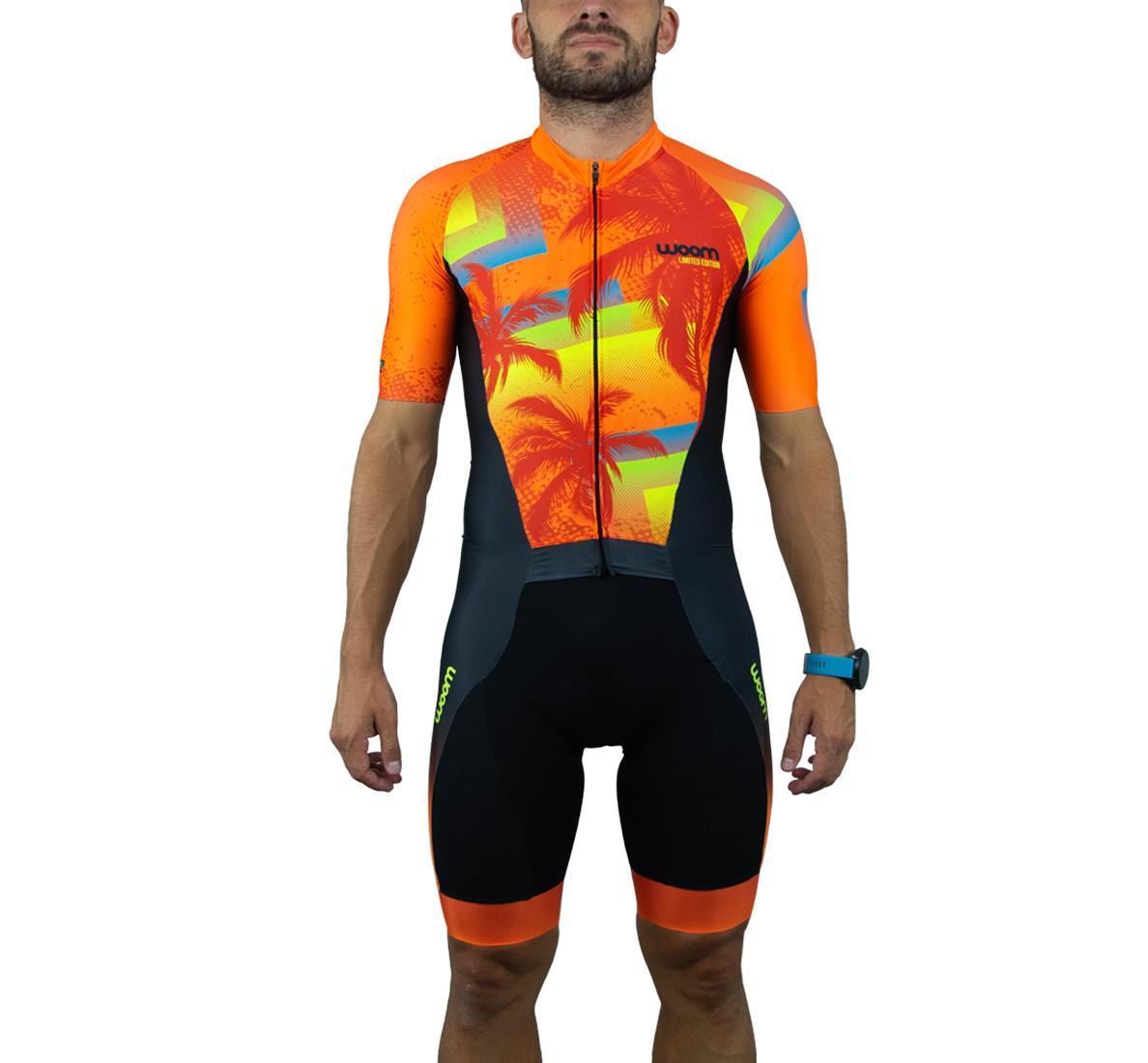Macaquinho Ciclismo Ed. Limitada Sunset Masc Summer