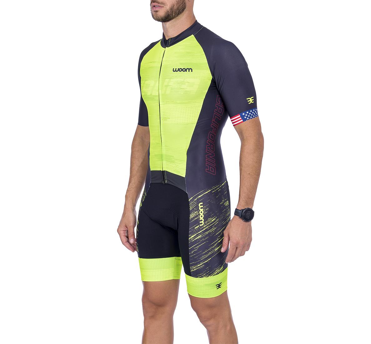 Macaquinho Ciclismo Supreme Califórnia Masc - 2021