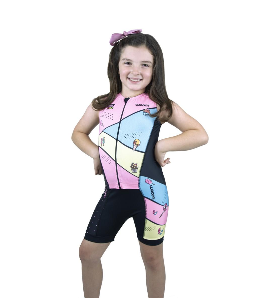 Macaquinho Tri Kids 140 Dreams Fem 2021