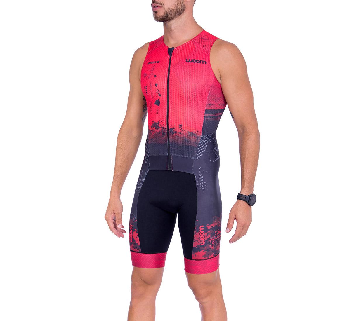 Macaquinho Triathlon 140 Brave Masc - 2021