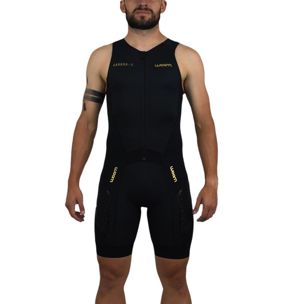 Macaquinho Triathlon 140 Carbon - Masc - 2019
