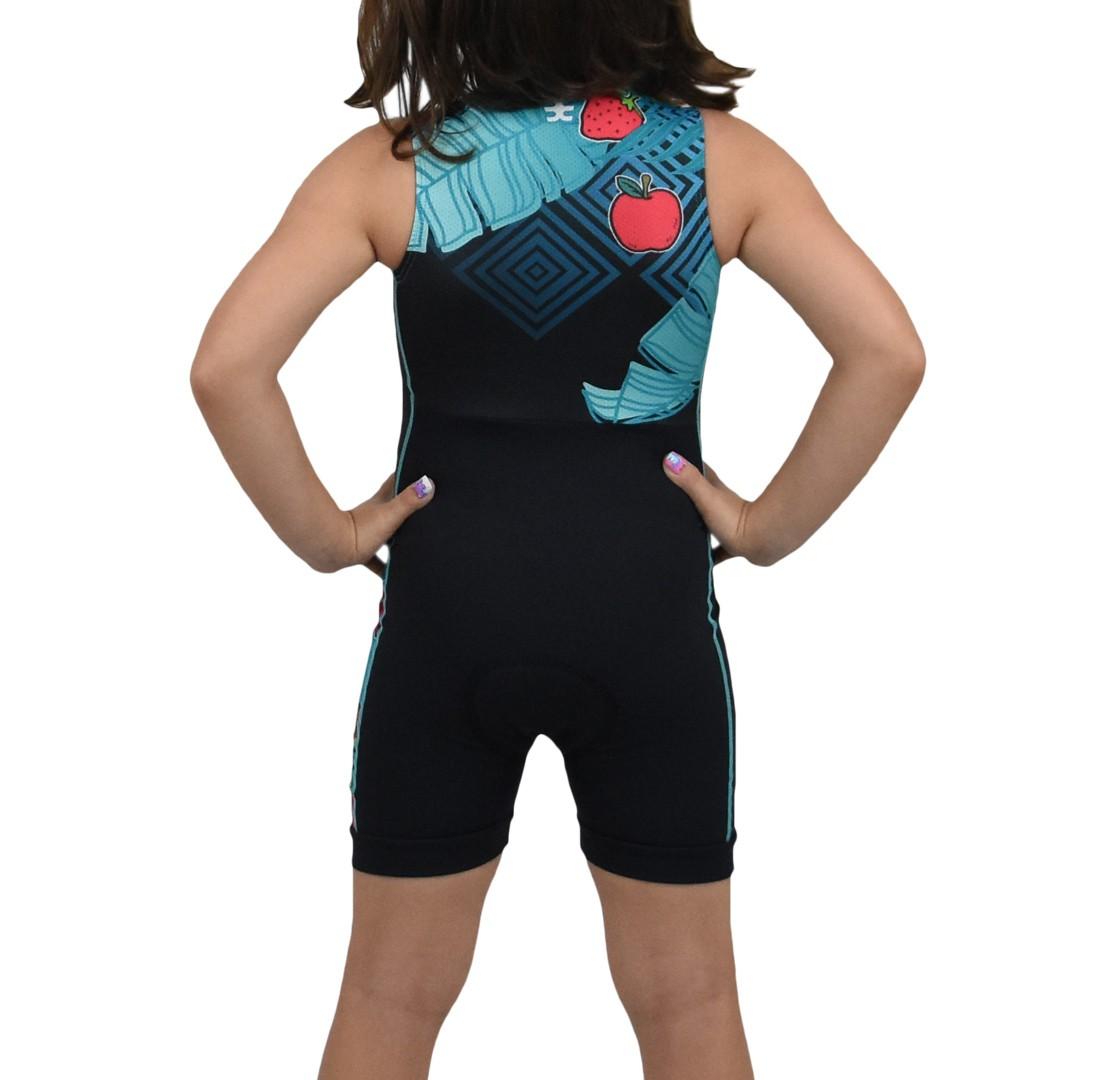 Macaquinho Triathlon 140 Pandora Kids - Fem - 2019