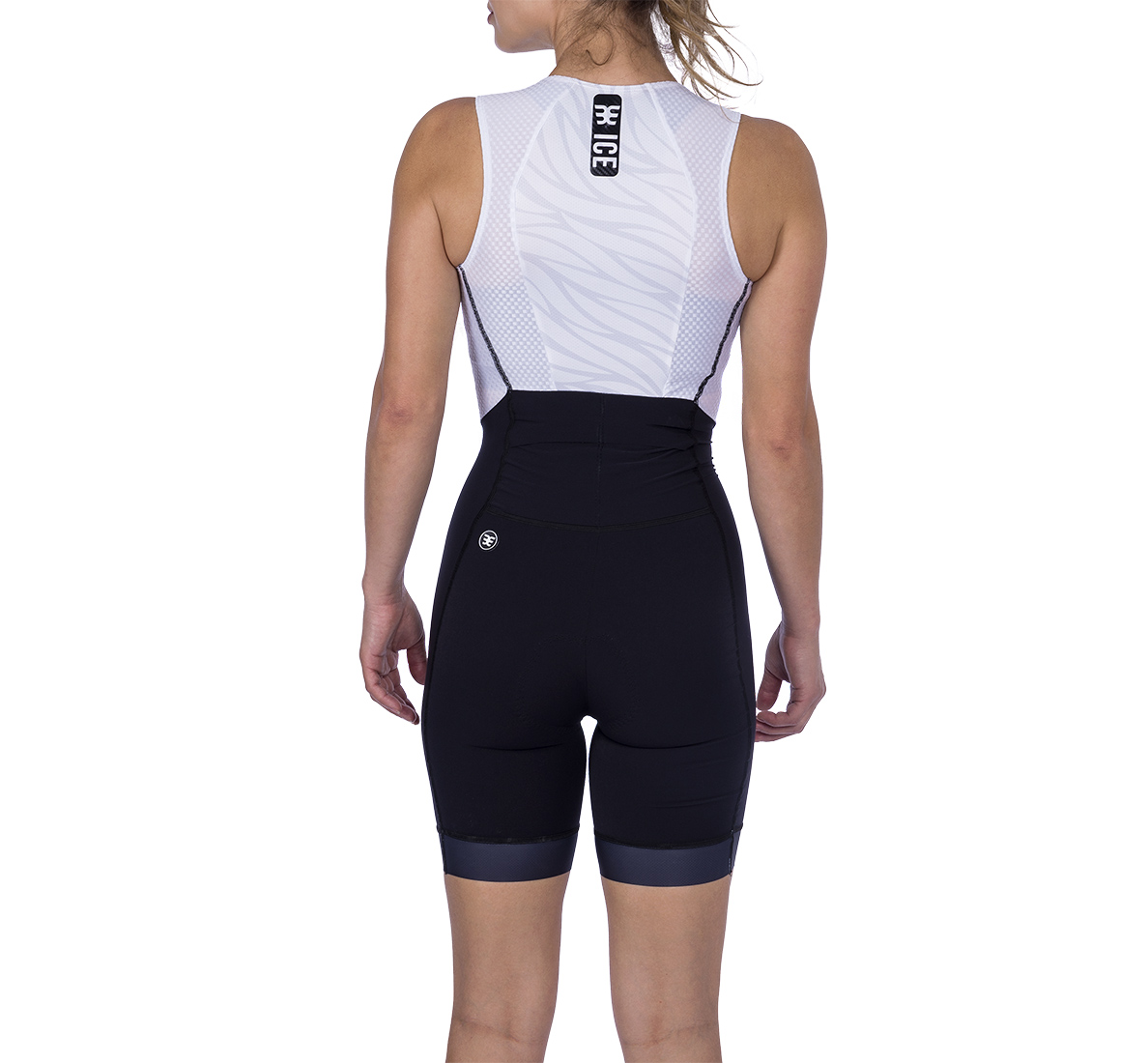 Macaquinho Triathlon Carbon Ice Fem - 2021