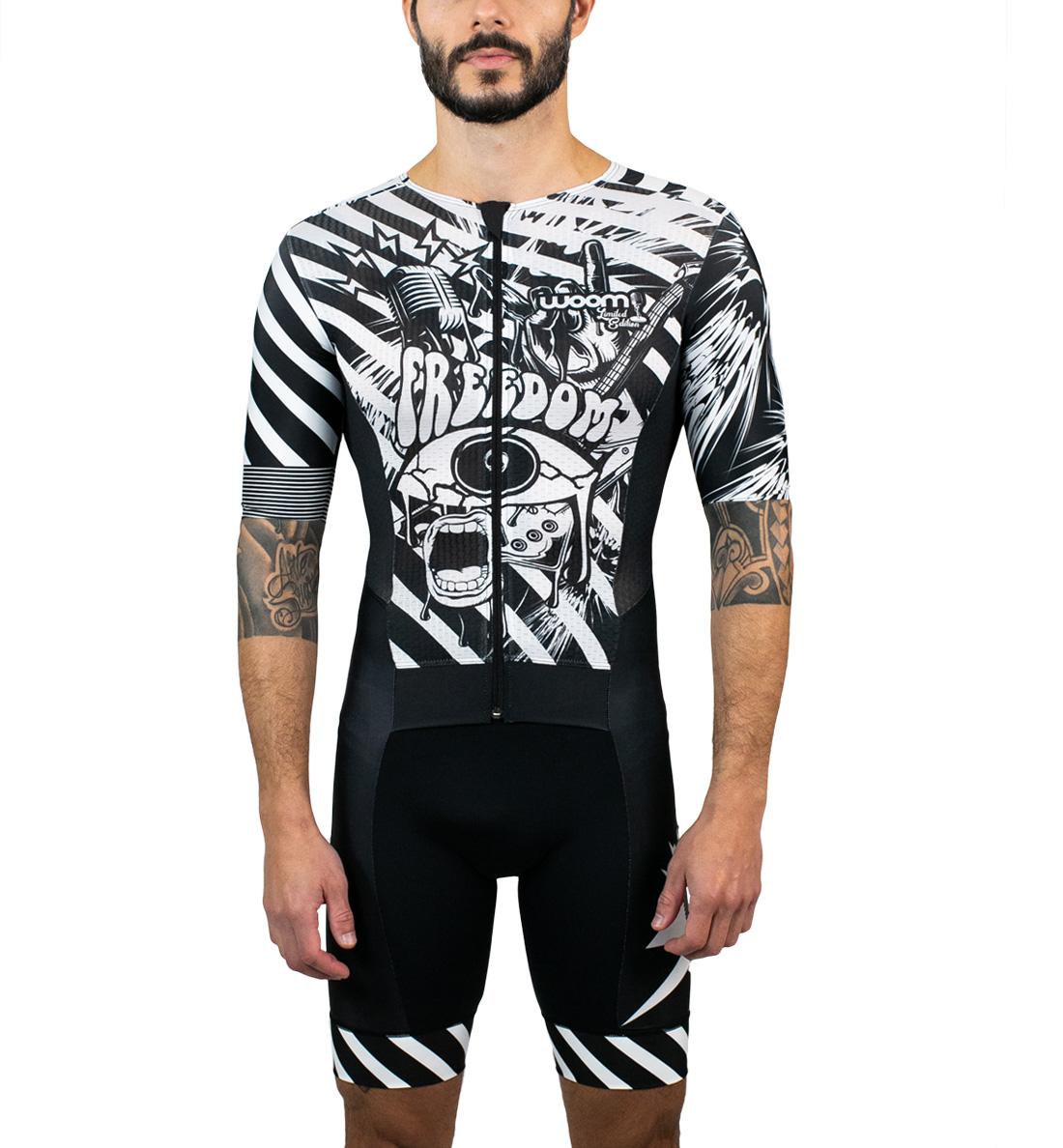 Macaquinho Triathlon Ed. Limitada Rock Hendrix Masc - 2021