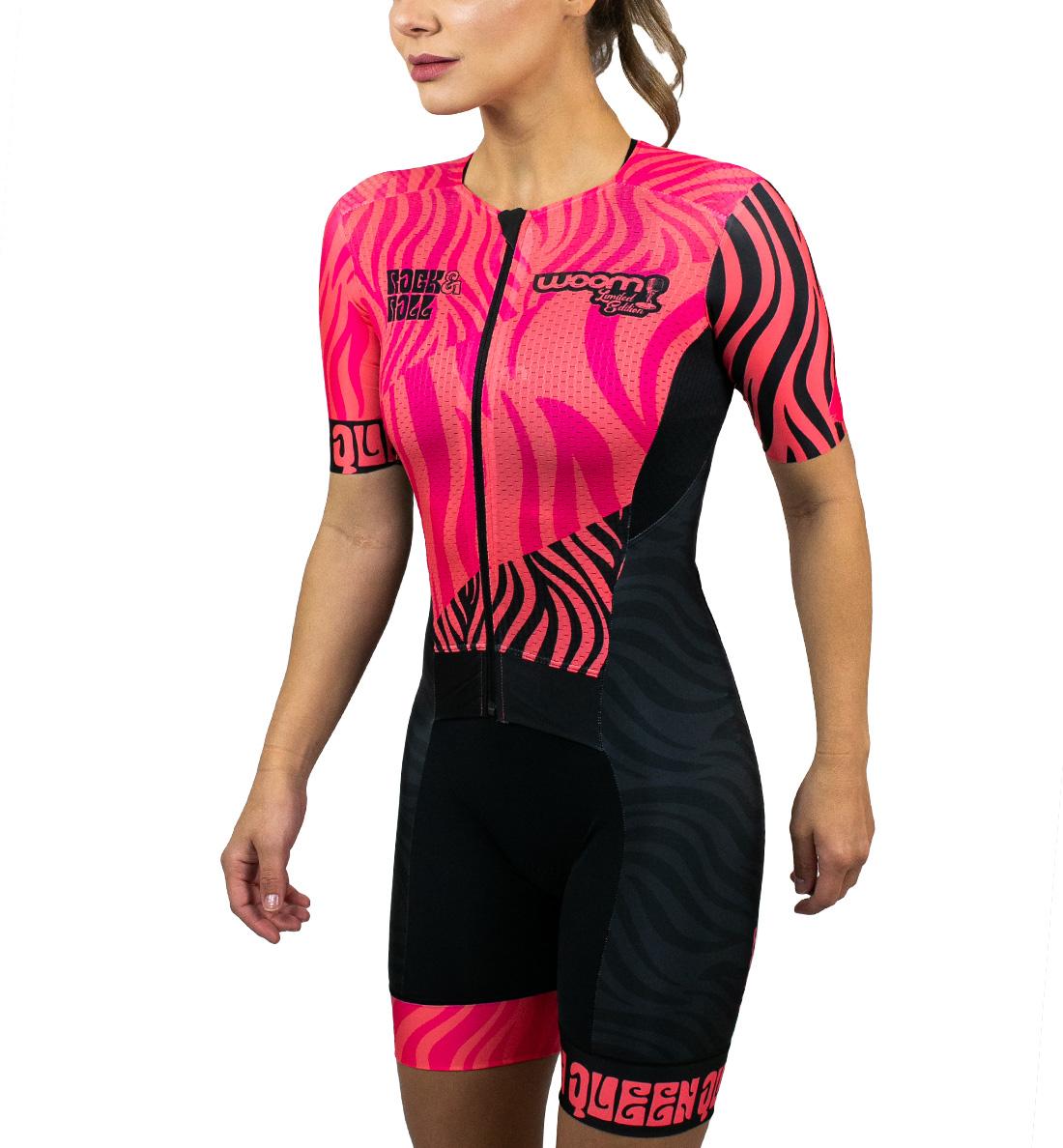 Macaquinho Triathlon Ed. Limitada Rock Queen Fem - 2021