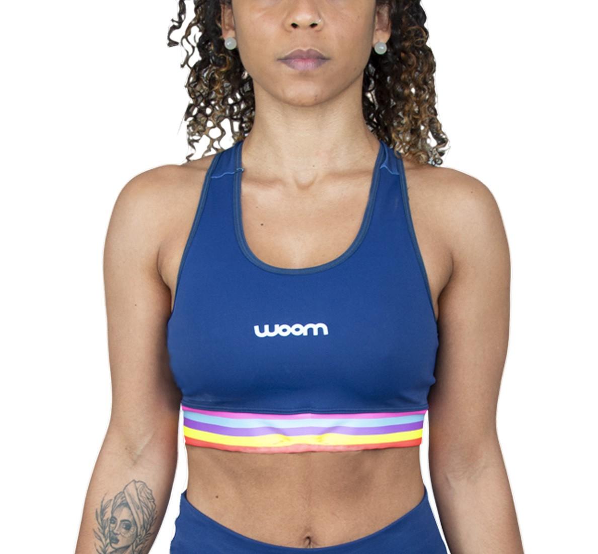 Top Running (Ed Ltda) X-fit Rainbow Fem 2021