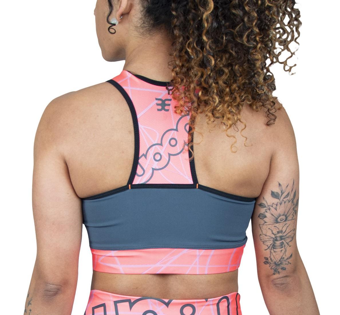 Top Running (Ed Ltda) X-fit Rosa Fem 2021