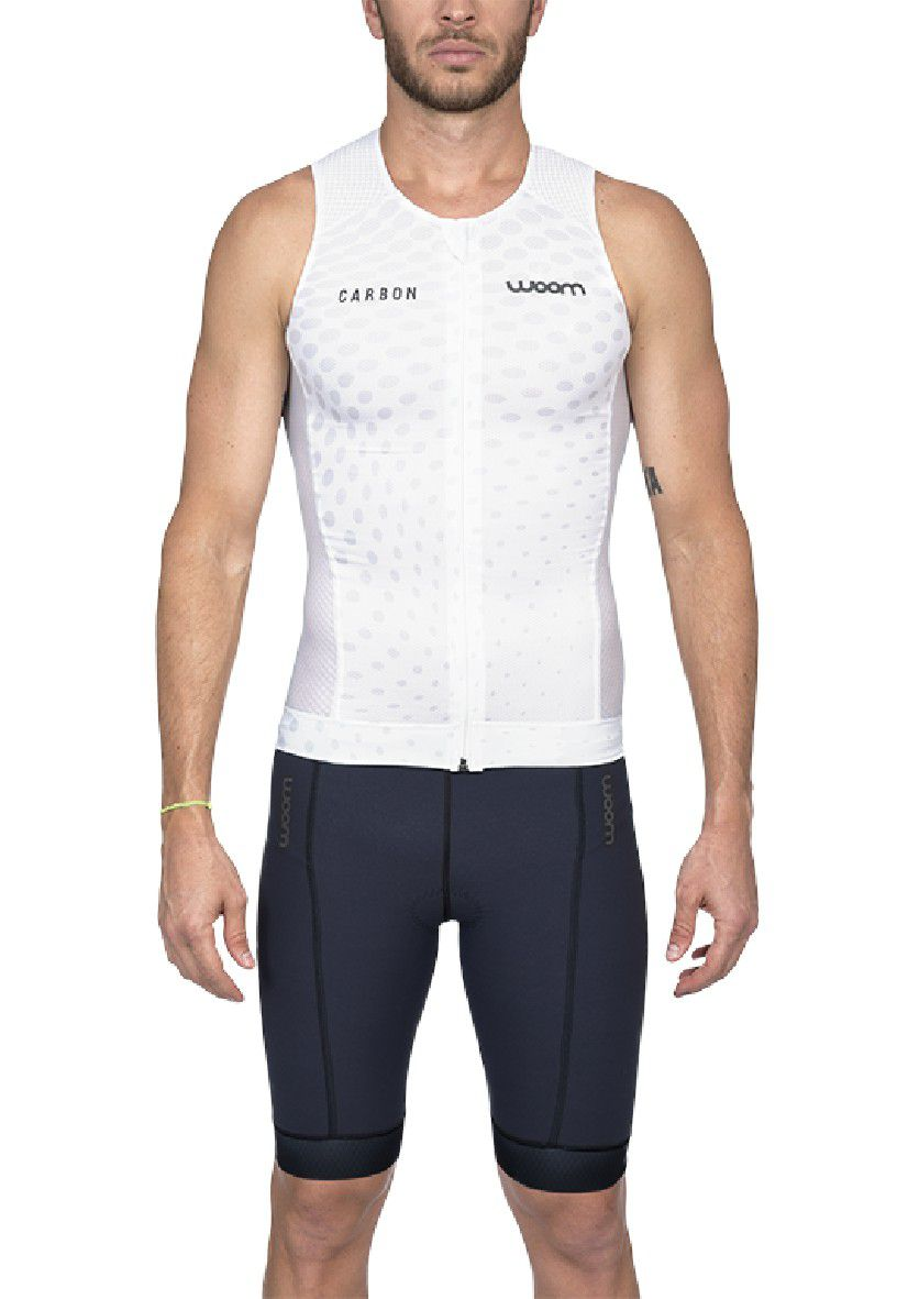 Top Triathlon Carbon Ice (Branco) - Masc - 2020