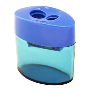Apontador Com Deposito - Furos Cis-346 Plastico (12 unidades)