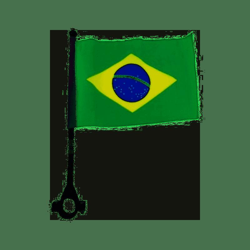 Bandeira Para Moto 21X14CM