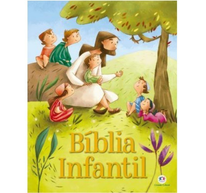 Bíblia Infantil (Maior)