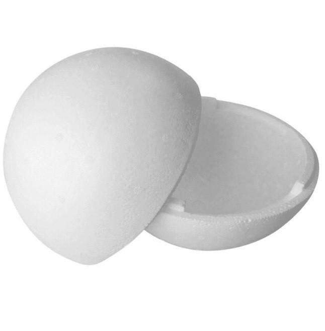 Bola de Isopor 90mm - Styroform