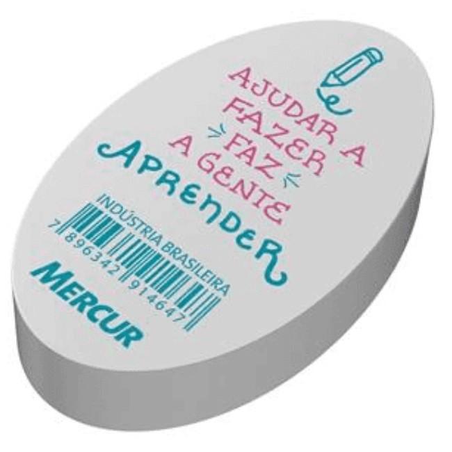 Borracha TR oval Frases - Mercur