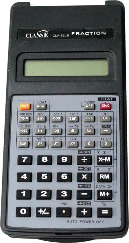 Calculadora Cientifica 8 Dígitos