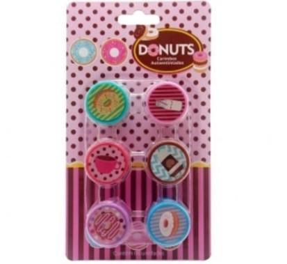 Carimbo Decorativo DONUTS - Yes