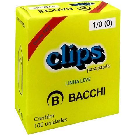 Clips Galvanizado N 1/0 100UN