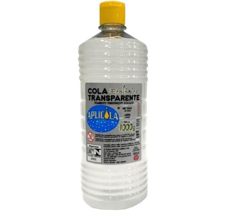 Cola Transparente Ecológica Aplicola 1000g - GR Química