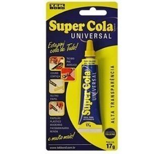 Cola Universal Super Cola 17g 7004 - Tek Bond