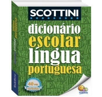 Dicionário de Português Scottini - Todo Livro