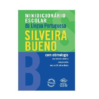 Dicionario de Portugues - Silveira Bueno