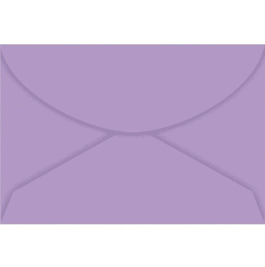 Envelope carta ROXO 114X162 C/100