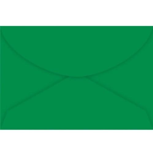 Envelope carta verde escuro 114X162 C100